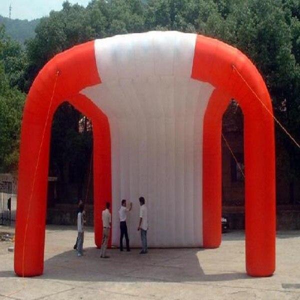 Tente gonflable d'arc pour la publicité ou le stand d'exposition