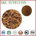 Melhor qualidade Cordyceps extrato em pó/Natural Cordyceps Sinensis Extrato 10:1 800g