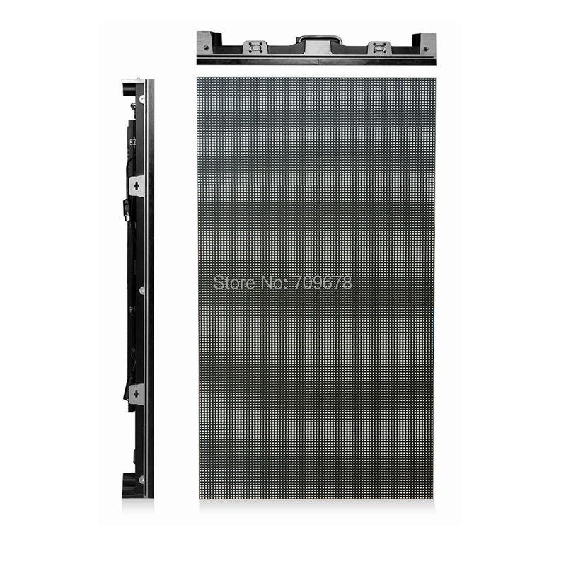 P6.25 Outdoor Rental Stage LED Display Cabinet 500*1000mm With Linsn Receiving Card (P3.91/P4.81/P5.95 Available)