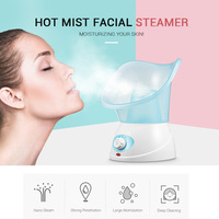 FS100 Facial Steamer Hot Mist Sprayer Steaming Machine Beauty Face Skin Care Facial Steaming Tool Facial Steamer