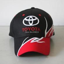 e4f524a01b8 4 seasons car fan logo TOYOTA baseball hat cap cotton embroidery sunhat  snapback(China)