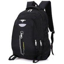 2017 Canvas Mens Backpack Bag famous Multifunction Detachable Laptop Notebook for Men Waterproof Back Pack school backpack
