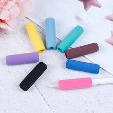 Новая Губка карандаш защитный чехол держатель Мягкая ручка изогнутая форма для телефона iPad