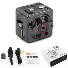 32G Card+New SQ8 Mini DV Camera 1080P Full HD Car Sports Night Vision DVR Video Recorder