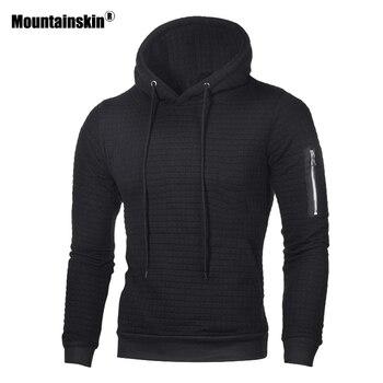 Moutainskin Long Sleeve Hoodie 1