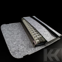 Filco-bolsa para Teclado mecánico de póker, cubierta antipolvo para teclado mecánico ducky 87 keycool 87 tkl, modelo minila gh60