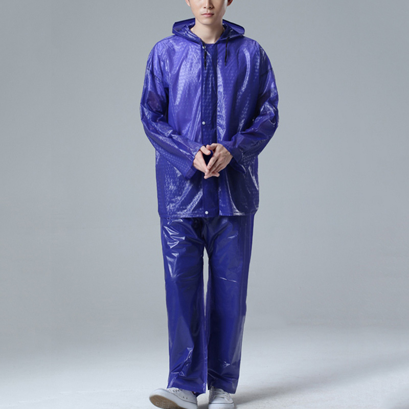 Raincoat Set Motorcycle Bicycle Rain Jacket Suit