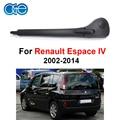 OGE Windshield Rear Wiper Arm For Renault Espace IV 2002-2014 Pcs Rubber Window Windscreen Car Accessories