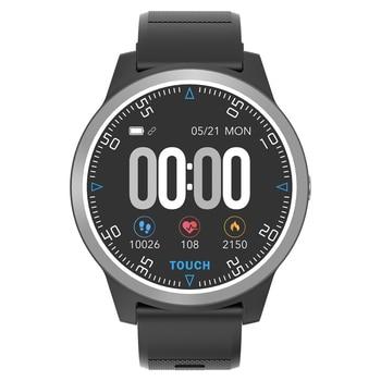 ECG PPG Smart Watch Men IP67 Waterproof Multiple Sports Mode Heart Rate Blood Pressure Bluetooth Smartwatch Standby 100 Days