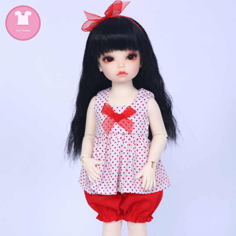 Image 3 - BJD Clothes Bjd girl 1/6 bid/sd Sexy dress beautiful doll clothes Repair the body  OUENEIFSDolls Accessories   -