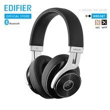 EDIFIER W855BT Премиум bluetooth-гарнитура NFC сопряжение и Поддержка aptX удобное управление на ухо и поддержка вызова наушники