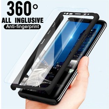Luxury 360 Degree Cover Phone Case For Samsung