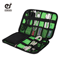 Ecosusi New Date Cable Bag Men's Travel Bag For Storaging Electronic Parts  Cosmetic Bag Casual Storage Bag