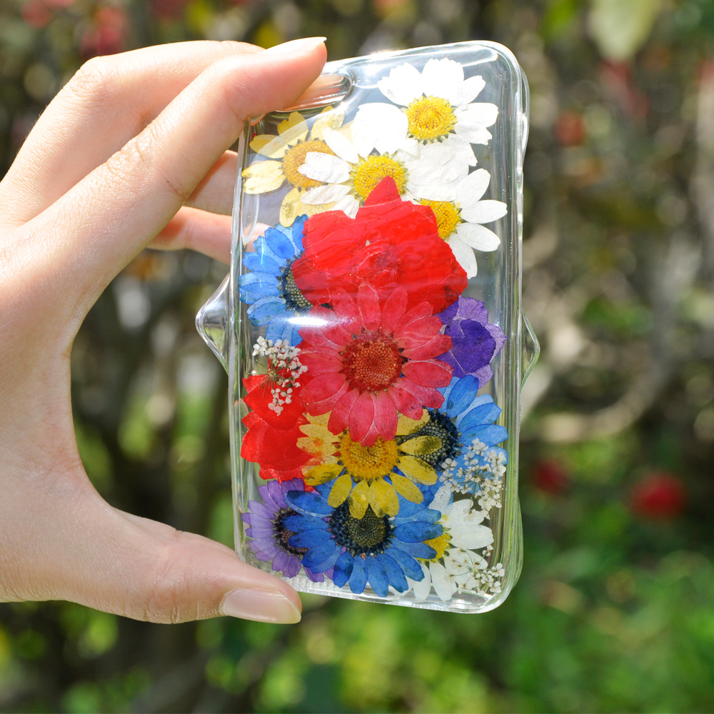 6S Ultra thin Silicon Real Floral Cases for iPhone 7 7 Plus 6 6S Plus - Mobile Phone Accessories and Parts - Photo 3