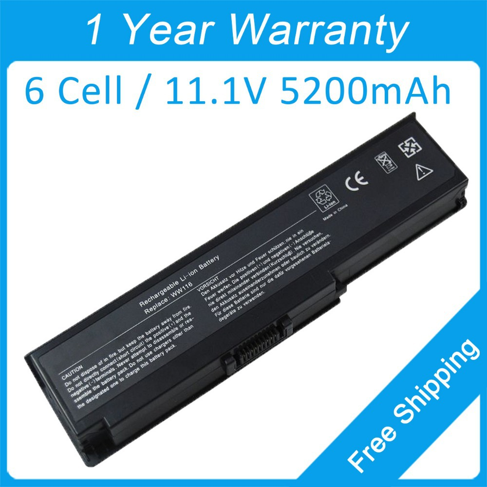 New 6 cell 5200mah laptop <font><b>battery</b></font> for <font><b>dell</b></font> Vostro 1400 <font><b>Inspiron</b></font> <font><b>1420</b></font> 0MN154 0WW116 0WW118 0MN151 451-10516 451-10517 image