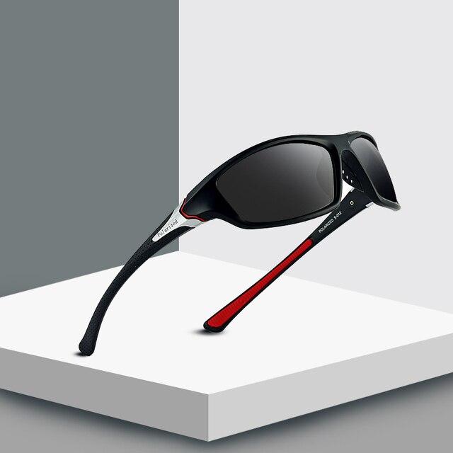 Polarized Night Vision Sunglasses  5