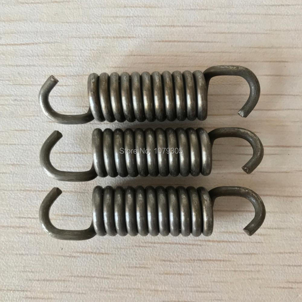 3Pcs Tool Parts Aluminum CLUTCH SPRING For STRIMMER GRASS BRUSH CUTTER CLUTCH SPARE PART CG430/520/1E40F-5/44-5