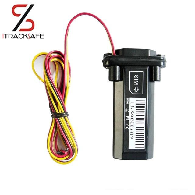 Мини-водонепроницаемый GSM GPRS GPS трекер для автомобиля Мотоцикл Скутер грузовой автомобиль в режиме реального времени на сайте отслеживания мониторинга без ежемесячно
