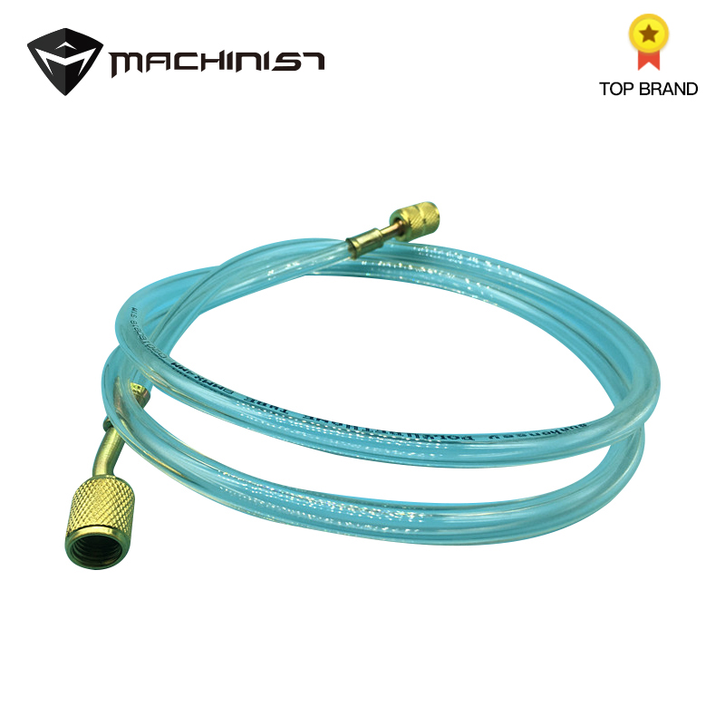 Transparent High Pressure Pipe Air Conditioning Pipe + R22 R410 Car Plus Fluorine Pipe Freon Refrigerant Refrigerant Pipe