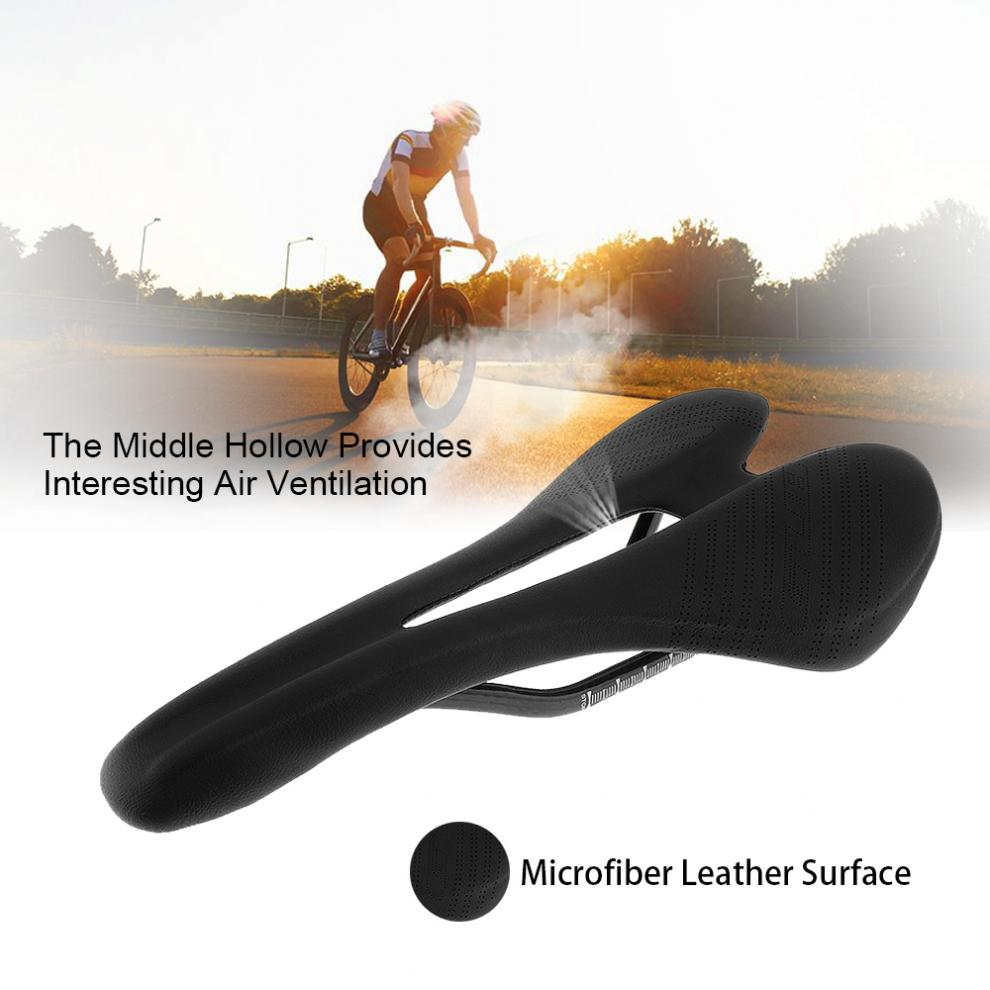 Soft 3K Glossy Full Carbon Fiber Bicycle Saddle Road/MTB Bike Carbon Saddle Seat Bicycle Accessories road bike carbon fiber saddle mtb bicycle hollow breathable saddle cycling comfortable cushions mountain bike riding accessories
