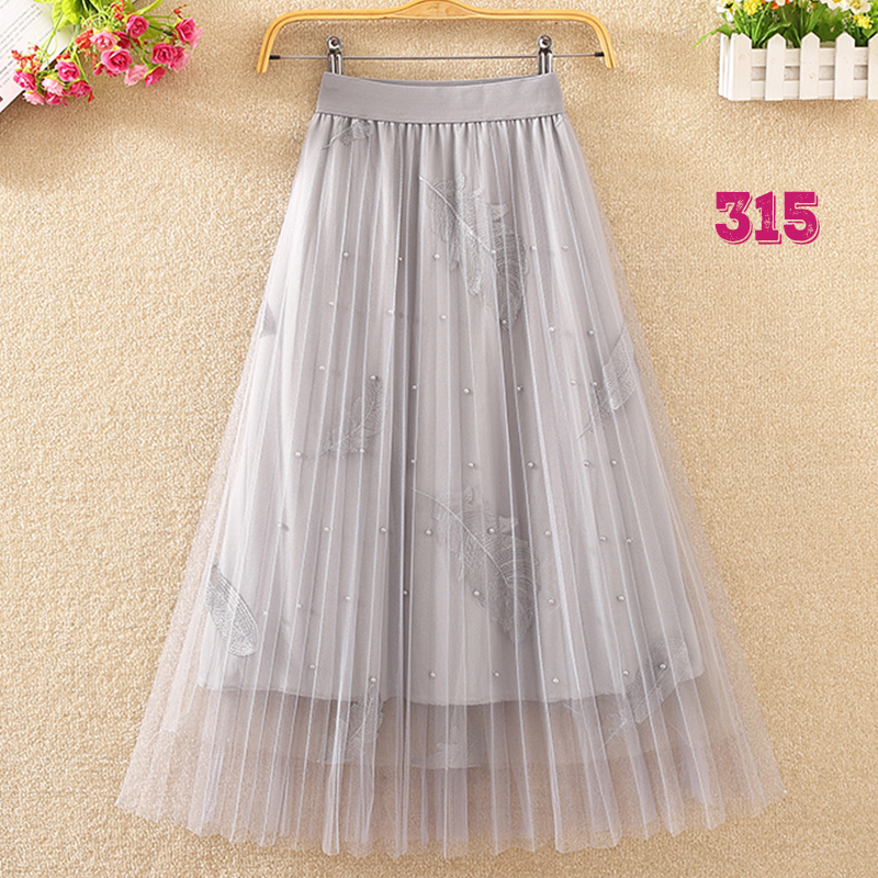 e0ccb98ac Buy grey pleated skirt and get free shipping on AliExpress.com