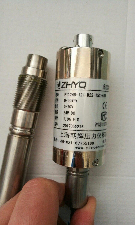 ZHYQ PT124B-121 tige Flexible fusible transmetteur de pression capteurs de pression sortie 0-10 V 100% nouveau OriginalZHYQ PT124B-121 tige Flexible fusible transmetteur de pression capteurs de pression sortie 0-10 V 100% nouveau Original