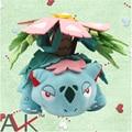 Pokemon Плюшевые Игрушки 15 см Venusaur Евро-Американский Фильм Плюшевые Мягкие Игрушки Бесплатная Доставка