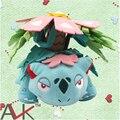Pokemon Plush Toys 15cm Venusaur Euro-American Movie Plush Stuffed Toys Free Shipping