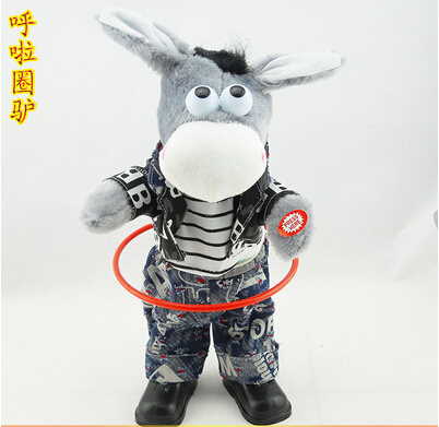 Aliexpress.com : Buy Funny Rock And Roll Dancing Animals Music Ear ...