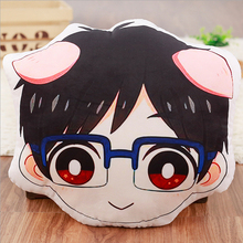 YURI on ICE plush pillow