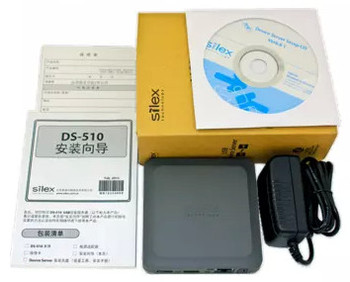 FREE SHIPPING Sx-3000gb upgrade version ds-510 Dual USB network print scan server
