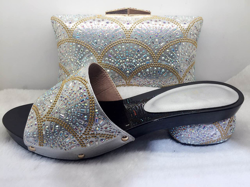 ФОТО Free Shipping high quality Italian shoes and bags to match women/italian shoes with matching bag !HJJ1-36