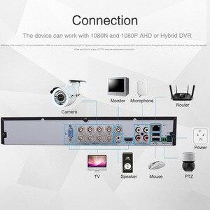 Image 5 - 키퍼 hd 2mp ahd 카메라 고화질 감시 적외선 1080 p cctv 보안 야외 총알 방수 카메라