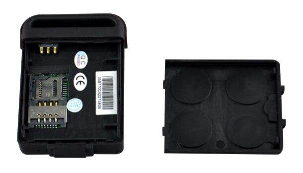 DHL или FedEx 50 шт. coban TK102B gps трекер четырехдиапазонный слот для памяти шок сенсор полный комплект PC gps система слежения