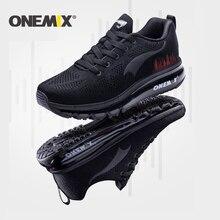 ONEMIX 2018 Men Running Shoes Breathable Runner Athletic Sne