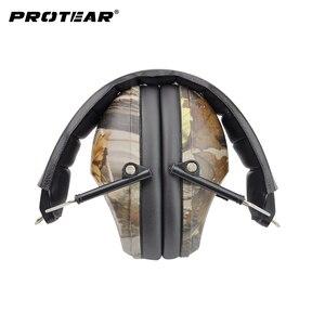 Image 1 - Nrr 27db tampões de ouvido redução ruído proteção de ouvido muffs de ouvido tiro arma de proteção auditiva gama ruído alto