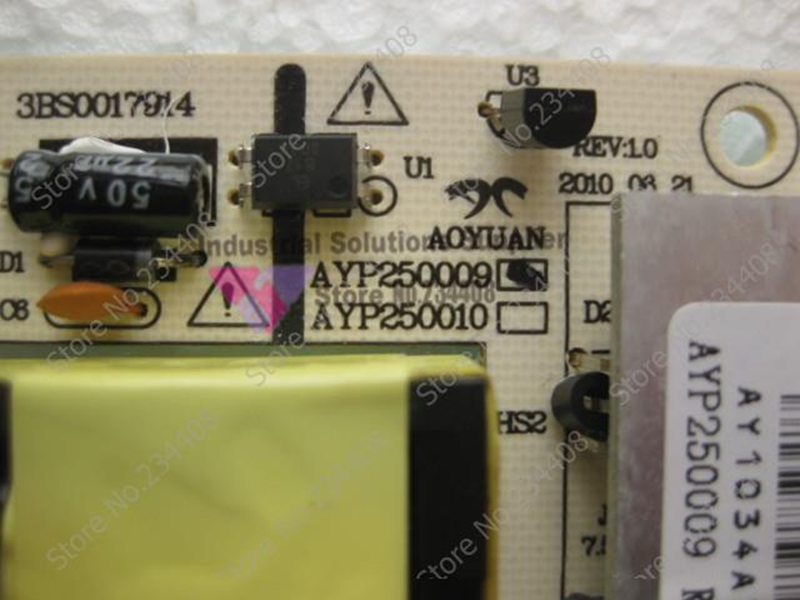 все цены на Led power board 12v 5v built-in power board AYP250008 AYP250009 power board 100% tested perfect quality онлайн
