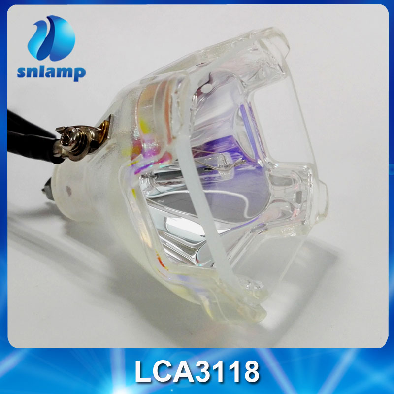 Replacement Projector Lamp Bulb LCA3118 for BSURE SV1i/BSURE XG1/LC 3135/LC 3141/XC EL/BSURE XG2/LC 3142 lca3116 for philips bsure sv2 lc3031 lc3131 lc3132 lc6231 bsure sv1 garbo hc compatible projector bulb lamp