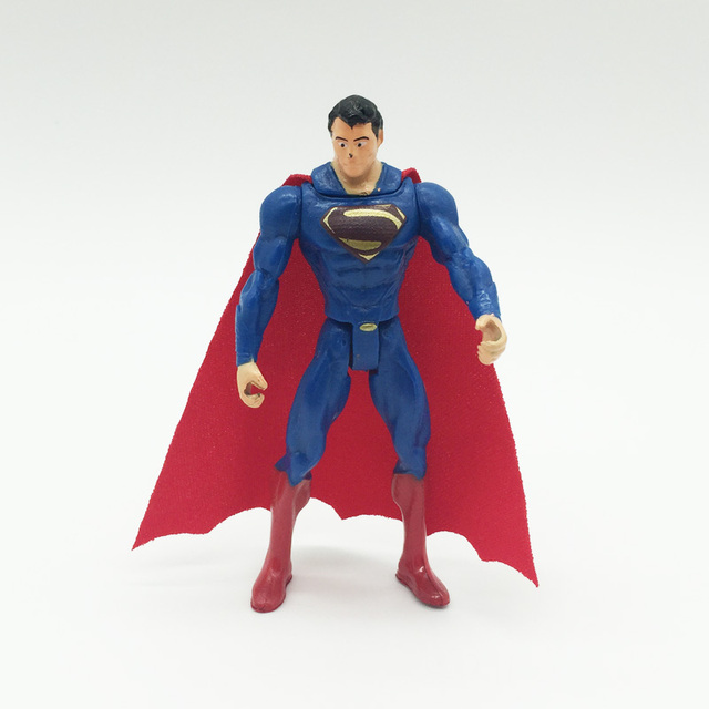 Iron Man Hulk Captain America Superman Batman Action Figures  10cm