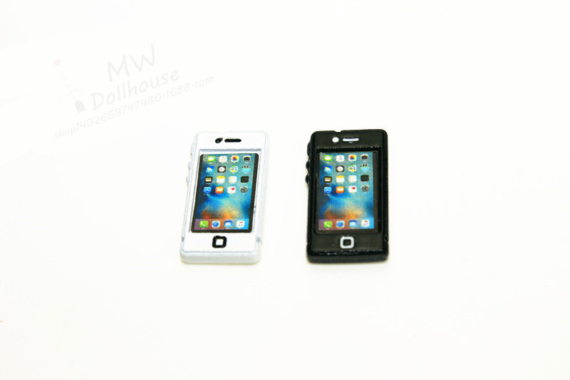 "1//6 Scale Cellphone//Pad//Notebook Plastic Model for 12/"" Hot Toys Action Figure"