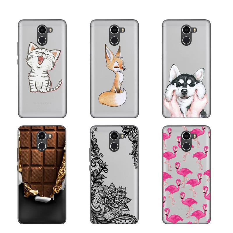 MONAEVA TPU Case Wileyfox Swift 2 / Swift 2 Plus Case Soft Silicon Back Protector Case Wileyfox swift 2 Phone Cover Swift2 Plus
