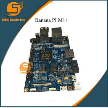 In Stock! Banana Pi M1+ plus BPI-M1+ Dual Core A20 1GB RAM on-board WiFi Open-source singel-board computer SBC free shipping
