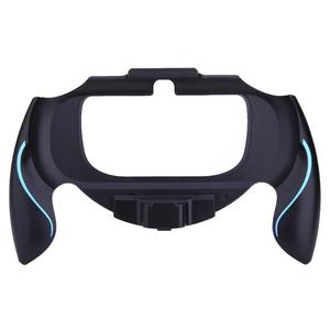 Image 2 - Anti skid Plastic Grip Handle Holder Case Bracket Protective Cover Game Accessories for Sony PSV PS Vita 1000 Controller