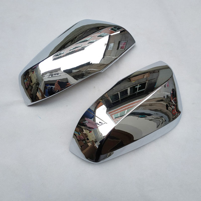 for toyota rav4 rav 4 xa50 2019 2020 accessories plastic chrome rear side view rearview mirror trim cover in Mirror Covers from Automobiles Motorcycles