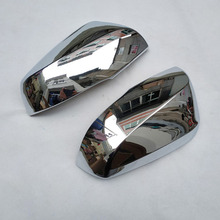 for toyota rav4 rav 4 xa50 2019 2020 accessories plastic chrome rear side view rearview mirror trim cover цены