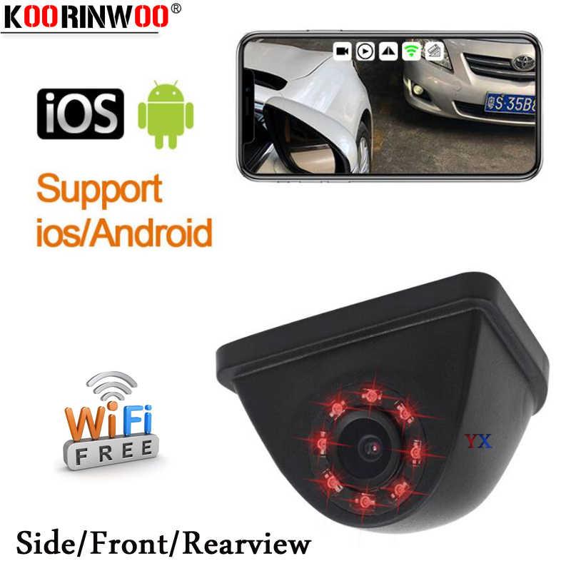 Detail Feedback Questions about Koorinwoo Latest CCD Wifi