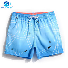 Board shorts men Summer lined Beach Shorts Brand swimwear swimming trunks Male liner Surfing Shorts Surf Mens boardshorts A3