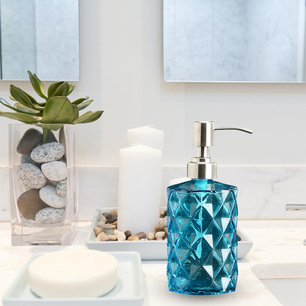 330ml Glas Schäumen Flasche Seife Mousses Flüssigkeit Spender Schaum Pumpe Shampoo Lotion Abfüllung Schaum Flaschen