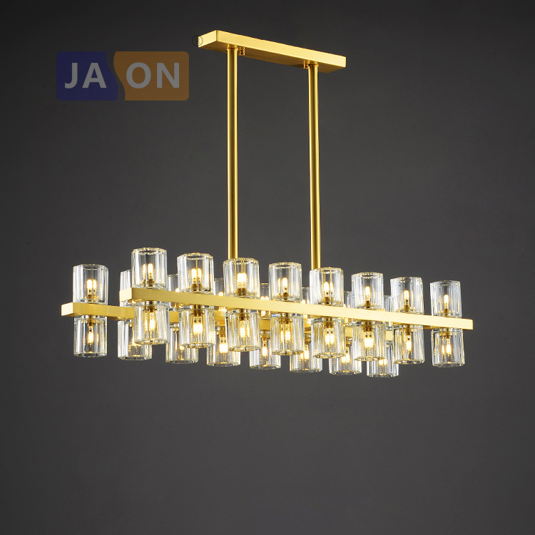 g4 led American Copper Crystal Chandelier Lighting Lamparas De Techo Suspension Luminaire Lampen For Dinning Roomg4 led American Copper Crystal Chandelier Lighting Lamparas De Techo Suspension Luminaire Lampen For Dinning Room
