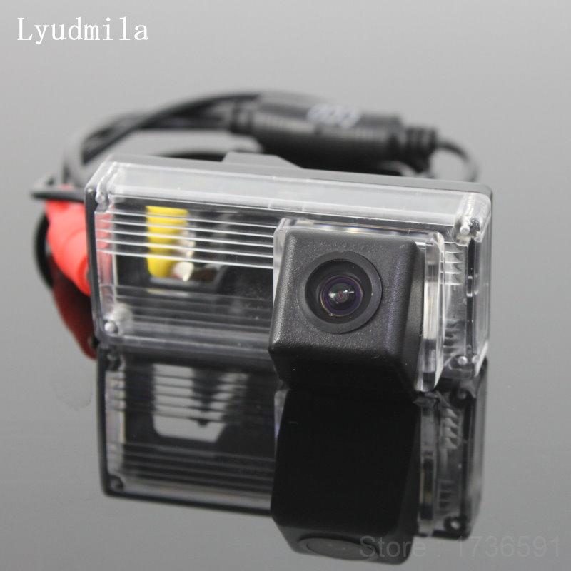 Lyudmila PARA Lexus LX 470 LX470 / HD CCD Visión nocturna / Estacionamiento del auto Cámara de marcha atrás / Cámara de visión trasera / Reverencia de la cámara de respaldo